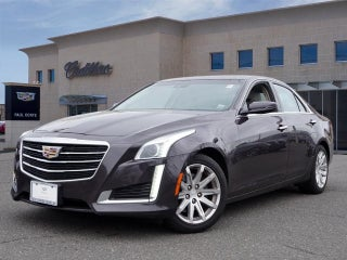 Used Cadillac Cts Sedan Freeport Ny
